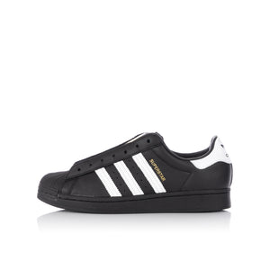 adidas Originals | Superstar Laceless Black / White