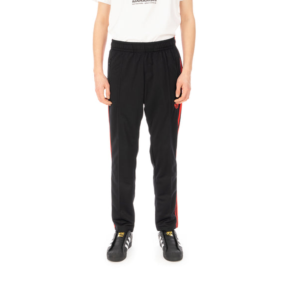 adidas Originals | Superstar OG Track Pant Black / Red