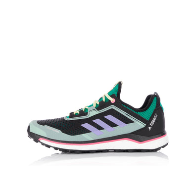 adidas Originals | Terrex Agravic Flow Glory Green / Light Purple
