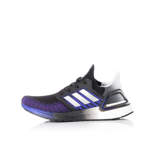 adidas Originals Ultra Boost 20 Black / Silver Metal