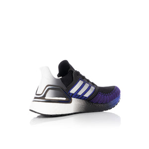 adidas Originals | Ultra Boost 20 Black / Silver Metal