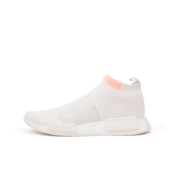 adidas Originals W NMD_CS1 PK White / Clear Orange