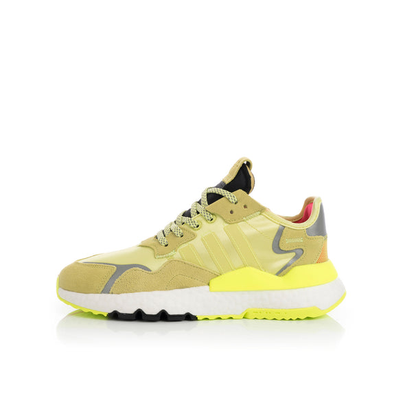 adidas Originals | W Nite Jogger Semi Frozen Yellow