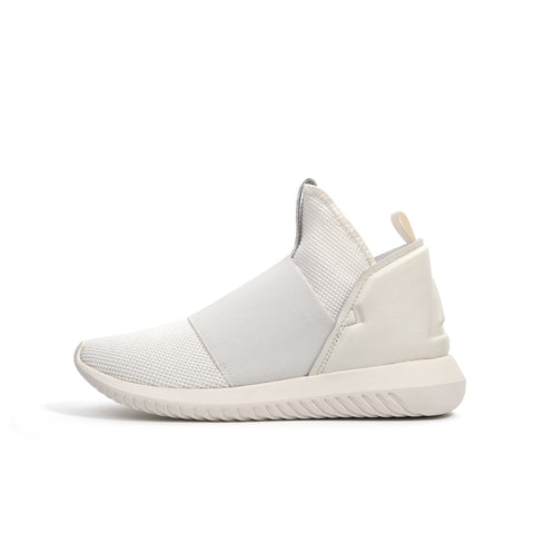 adidas Originals W Tubular Defiant T White - Concrete