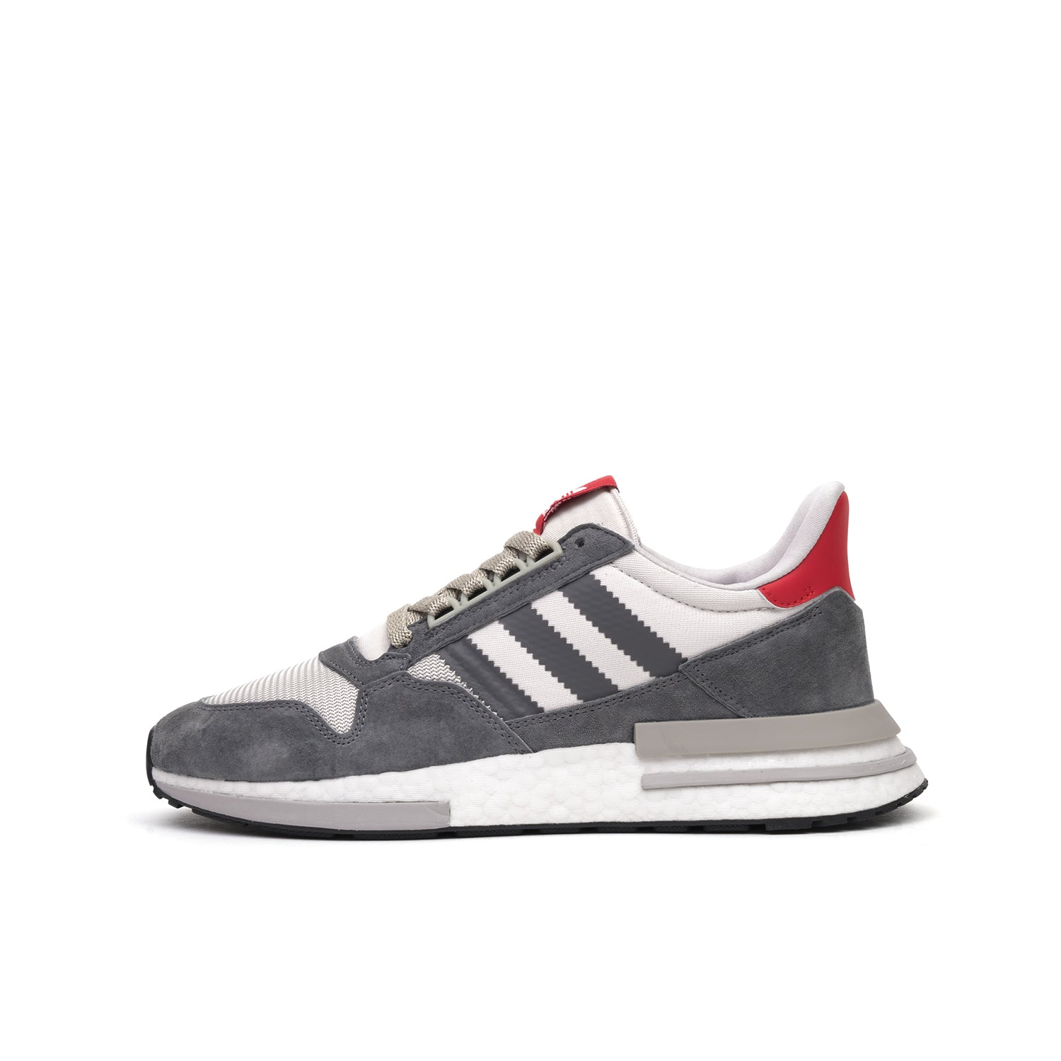 dc666e310eb81 adidas Originals ZX 500 RM Grey Four  White – Concrete
