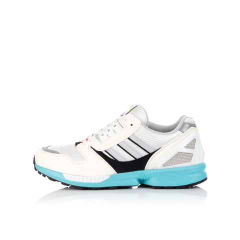 adidas Originals ZX 8000 'No Walls Needed' Crystal White - Grey Two