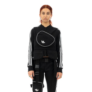adidas Originals | x Olivia Oblanc x Ji Won Choi W Superstar Track Top Black
