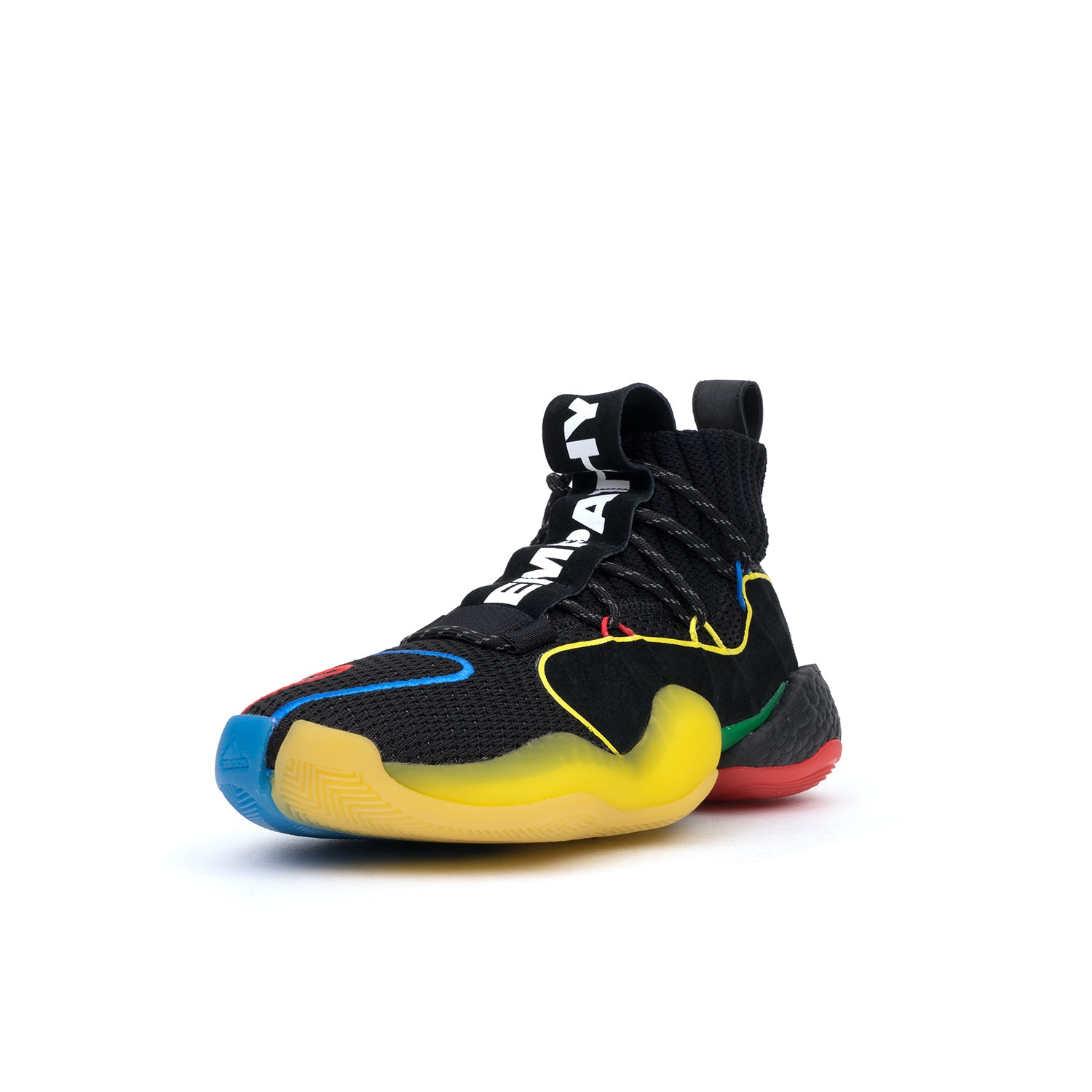 finest selection 53d01 6982b adidas Originals x Pharrell Williams Crazy BYW LVL X ...