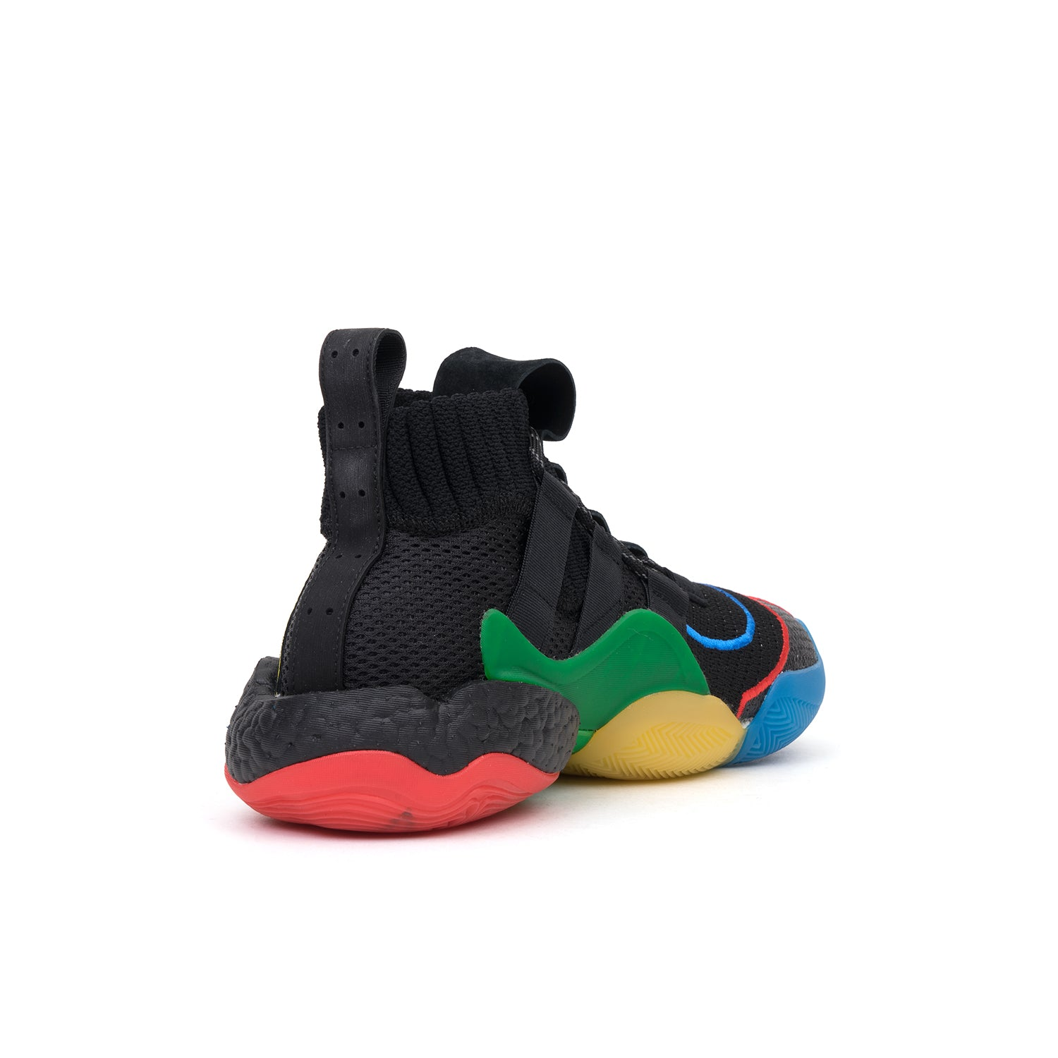 ca0fcd6eb adidas Originals x Pharrell Williams Crazy BYW LVL X Gratitude Empathy Black