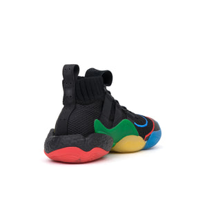 adidas Originals x Pharrell Williams Crazy BYW LVL X Gratitude Empathy Black - Concrete