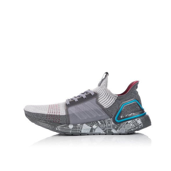 adidas Originals | x Star Wars UltraBOOST 19 'Millennium Falcon' Grey