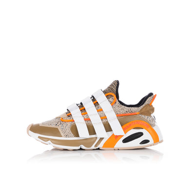 adidas Originals | x White Mountaineering LXCON Light Brown / Orange