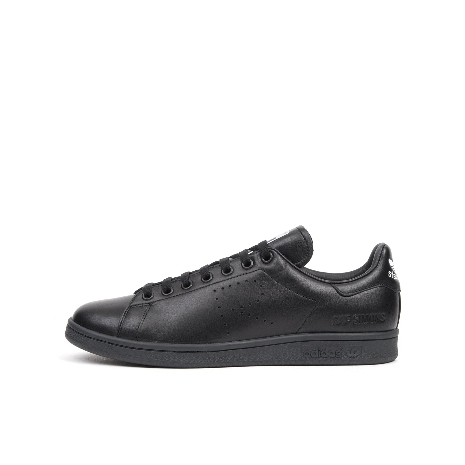 buy popular 978b2 dcf7c adidas x Raf Simons Stan Smith Black