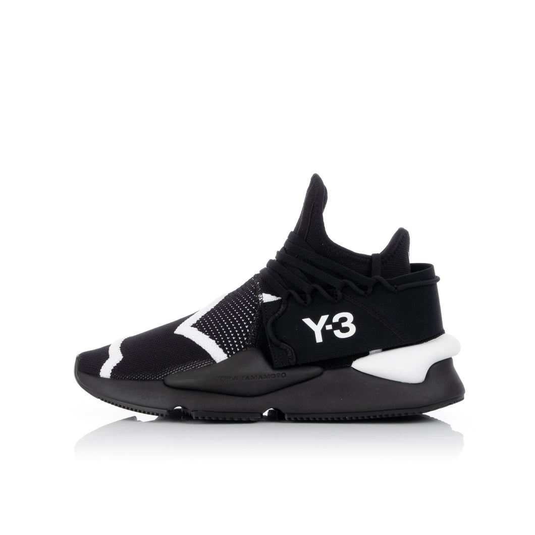 adidas Y-3 | Kaiwa Knit Black / White - EF2628 - Concrete