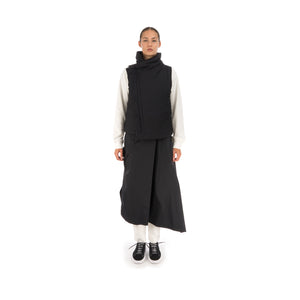 adidas Y-3 | W Asymetric Shell Track Skirt Black - FJ0286