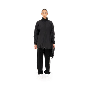 adidas Y-3 W Assymetric Shell Track Top Black - FJ0281