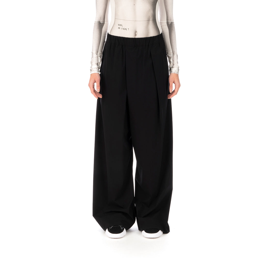 adidas Y-3 | W Travel Nylon Wide Pant Black - FN3546