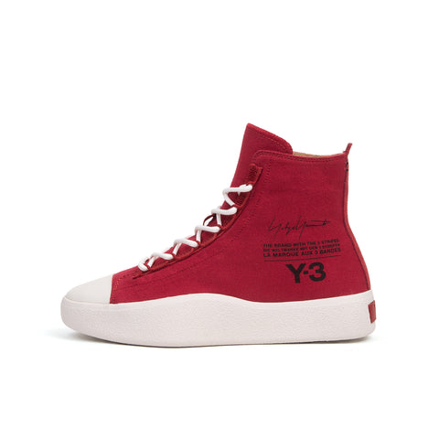 adidas Y-3 W Bashyo Chili Pepper / Black / Core White - AC7519