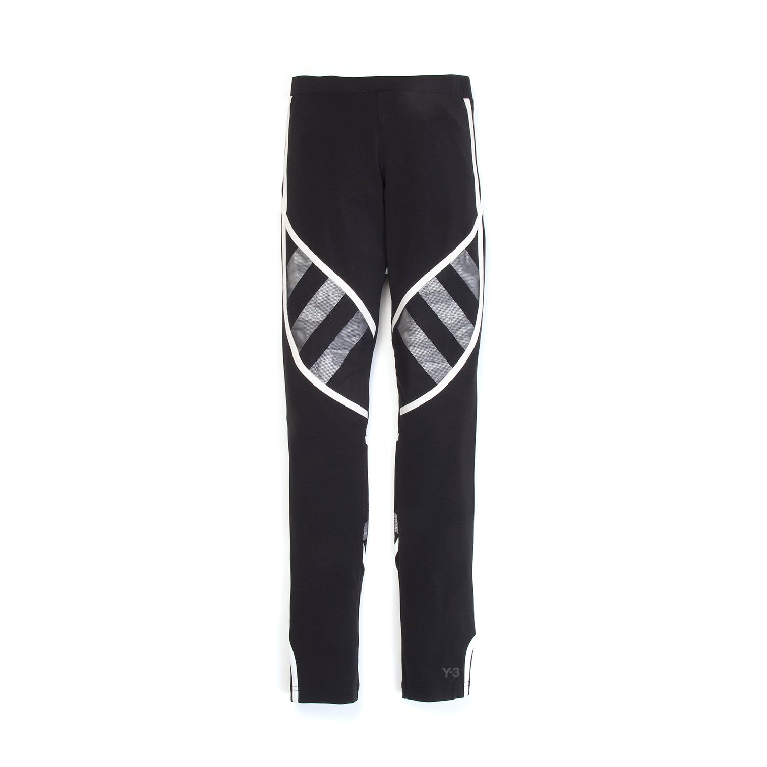 adidas Y-3 W Mesh Leggings Black / Core White - CY8454