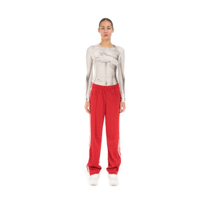 adidas Originals | Firebird Track Pants Scarlet Red