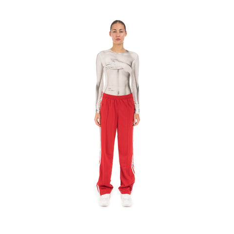 adidas Originals Firebird Track Pants Scarlet Red