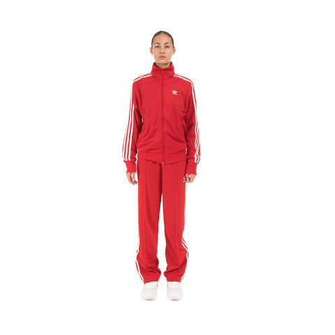adidas Originals Firebird Track Jacket Scarlet Red