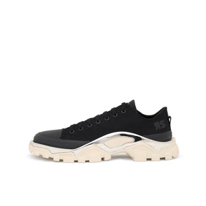 adidas x Raf Simons RS Detroit Runner Black / White - Concrete