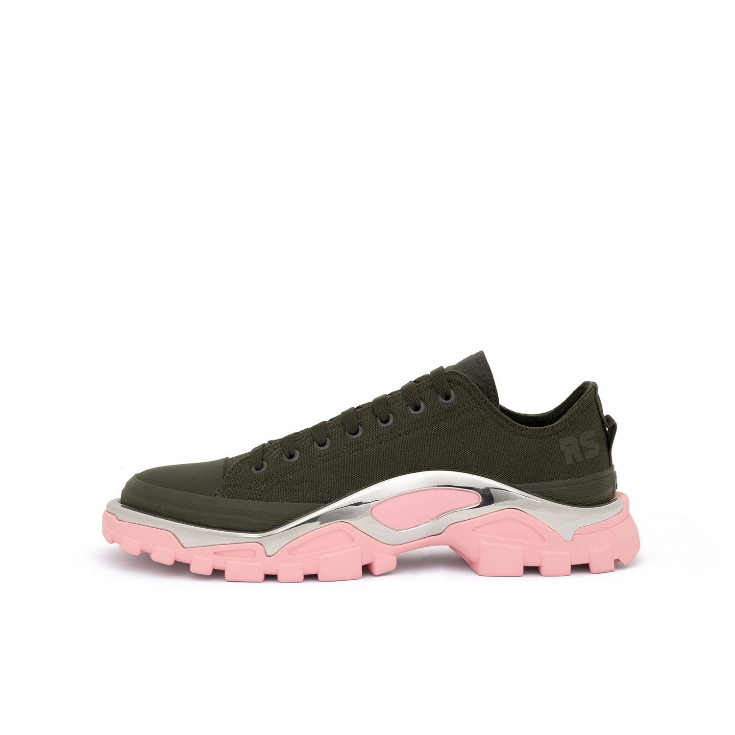 adidas x Raf Simons RS Detroit Runner Night Cargo / Diva