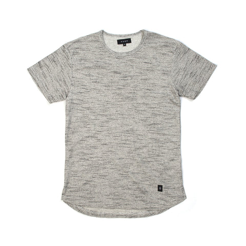 Akomplice Quest Tee Cream/Black - Concrete