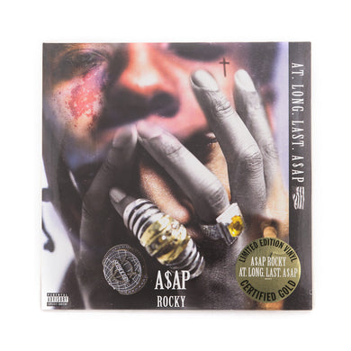 Asap Rocky - A.L.L.A (At Long Last ASAP) 2-LP - Concrete