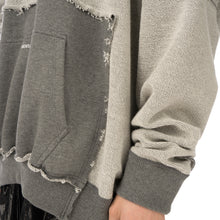 Afbeelding in Gallery-weergave laden, asparagus_ | Inside Out Hoodie Sweater Grey