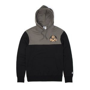 BBC Utility Popover Hoody Black/Charcoal