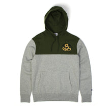 將圖像加載到畫廊查看器中Billionaire Boys Club | Utility Popover Hoody Heather Grey/Olive