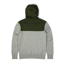 將圖像加載到畫廊查看器中Billionaire Boys Club | Utility Popover Hoody Heather Grey/Olive - Concrete