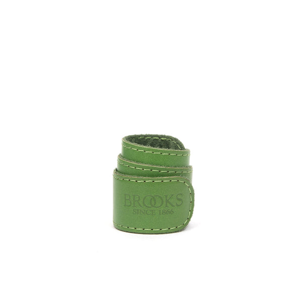 Brooks England | Trouser Strap Apple Green - Concrete