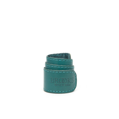 Brooks England Trouser Strap Turquoise