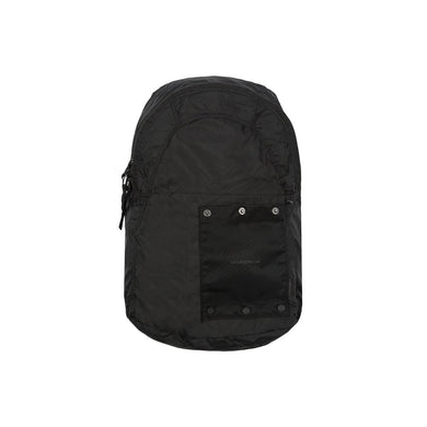 maharishi Rollaway Backpack Black - Concrete
