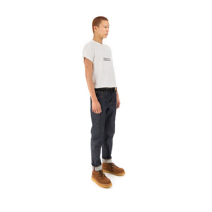 Bedwin 'Bud' Skinny Fit Denim Pants Raw