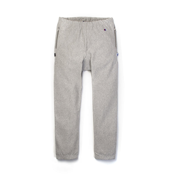 Champion x Beams Elastic Cuff Pants Grey - Concrete