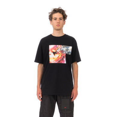 EAUXMAR | x Concrete Oversized T-Shirt Black