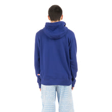 Load image into Gallery viewer, Walter van Beirendonck Slit Hoody Blue