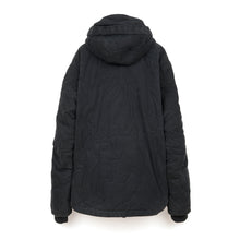 Load image into Gallery viewer, maharishi Hooded Poncho Jacket Black