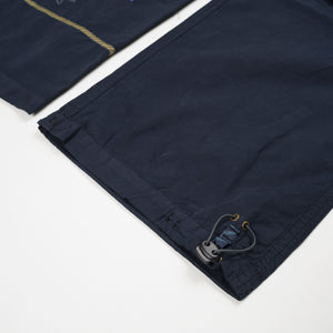 Maharishi Original Snopants Swordfish Embroidery Navy