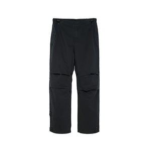 Maharishi Original Snopants Navy Tour Embroidery Black - Concrete