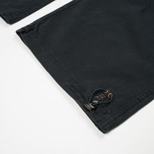 將圖像加載到畫廊查看器中Maharishi Original Snopants Navy Tour Embroidery Black