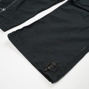 Maharishi Original Snopants Constellation Embroidery Black