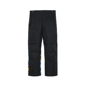 maharishi | Original Snopants Ferryman Embroidery Black - Concrete