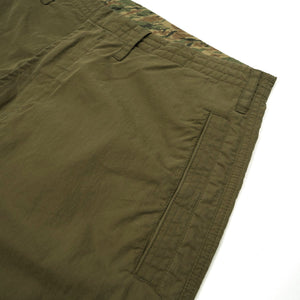 Maharishi Desert Cyclone Pants Triangulation Embroidery Summer Olive - Concrete