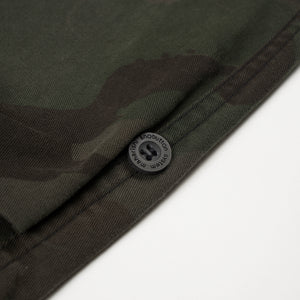 maharishi | Fixed Original Snopants Aged Bonsai Black - Concrete