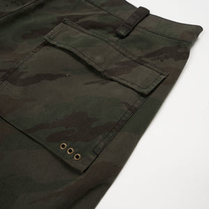 Maharishi Fixed Original Snopants Aged Bonsai Black